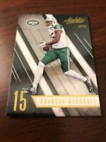 Brandon Marshall 2016 Panini Absolute Jets Card #41 *862*