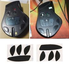2 Set Thickness 0.6mm Replacement Mouse Feet Skates For Logitech MX Revolution