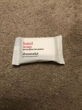 THISWORKS HAND SOAP BAR TRAVEL SIZE 20G New