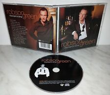 CD ROBSON GREEN - MOMENT IN TIME