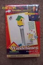 Tim Allen Signature Stuff Windchimes Kit - NIP - Factory Sealed