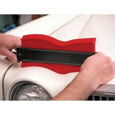 "15"" PROFILE GAUGE TEMPLATE COPY Auto Car Body Panel Sheet Metal Repair Door Hood"