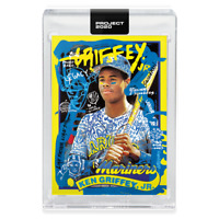 TOPPS PROJECT 2020 KEN GRIFFEY JR #231 1989 TRADED #41T GREGORY SIFF
