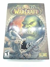 World of Warcraft Vanilla - Horde Cover Art (Windows/Mac, 2004) PC Game