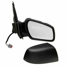 Ford Fiesta Mk6 2005-2008 Electric Black Textured Door Wing Mirror Right Side