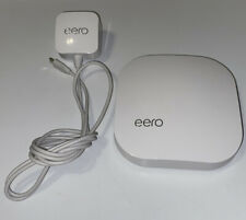 eero Pro B010001 2nd Generation Tri-Band Mesh Router - White