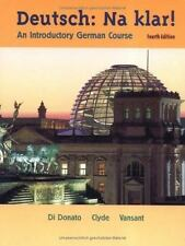 Deutsch, Na Klar: An Introductory German Course (German Edition), Vansant, Jacqu