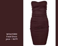 WOLFORD FATAL DRESS • M • java .....nahtloser Schlauch – unzählige Möglichkeiten