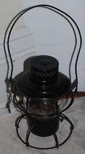 BURLINGTON ROUTE HANDLAN Railroad Lantern BURLINGTON ROUTE