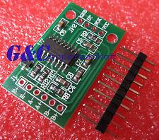 2PCS HX711 Weighing Sensor Dual-Channel 24Bit Precision A/D  Pressure Sensor m68