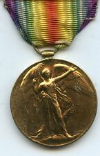 WW1 Victory Medal To Pte George Wain, Royal Army Medical Corps