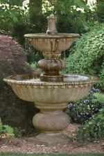 """67"""" Florentine Fountain Globed Pedestal garden statue"""