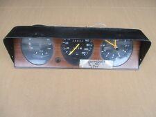Opel Rekord D Commodore B Tacho Tachometer Kombiinstrument 220km/h W694