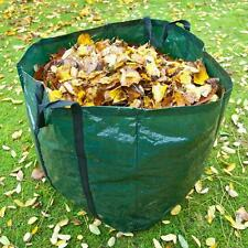 Garden Waste Bag With Handle Reduse Grass Rubbish Waterproof Reusable