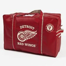 Detroit Red Wings Original Six Vintage Logo HOCKEY EQUIPMENT BAG Sher-Wood NEW