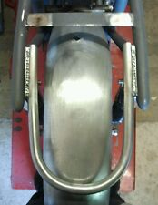 Norton Wideline Featherbed rear Mudguard/Seat Loop,Triton, Norvin, Cafe racer,
