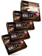 Belano 100x Kaffeekapseln Nespresso* kompatible Kapseln 100% Arabica Nero