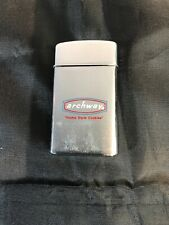 VINTAGE METRO ARCHWAY COOKIE COMPANY ADVERTISING LIGHTER