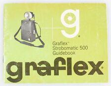 Grafflex Strobomatic 500 Guidebook