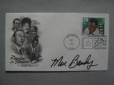 """MOE  BANDY(Joe Stampley/""""Bandy the Rodeo Clown"""") Signed  1994  First  Day  Cover"""