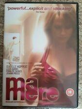 Ma Mere My Mother Isabelle Huppert Adult Lesbian Femme Fatale Dvd
