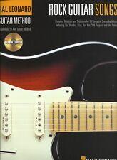 Electric Rock Guitar Tab Song Book and CD Van Halen Beatles Nirvana RHCP
