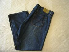 Mens Jeans W44 L32 PREMIUM DENIM Regular STONEWASH BIG & TALL * LOW Postage *