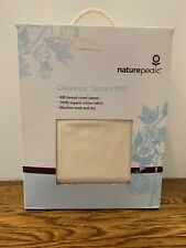 Naturepedic Organic Sheet Set King Size