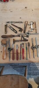 old engineering and craftsmen tools joblot X 21 items