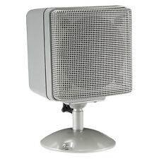 Magnadyne Linear Series LS4S-PAIR Satellite Cube Speakers w Swivel Wall Mount SL