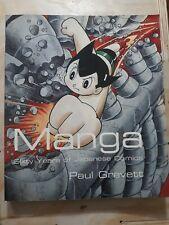 Manga: Sixty Years Of Japanese Comics. Paul Gravett