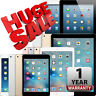 iPad | Air,mini,2,3,4,Pro | WiFi Tablet | 16GB 32GB 64GB 128GB 256GB | Grade(A)