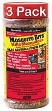 Mosquito Dunks 116-12 8-Ounce Quick Kill Mosquito Bits (3)