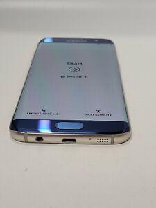 Samsung Galaxy s7 Edge 32GB (Verizon Unlocked) Good Condition (Shadow)  -MM317