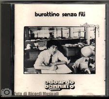 EDOARDO BENNATO - BURATTINO SENZA FILI (CDMRL 6209 NO BARCODE)