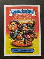 2019 Garbage Pail Kids GPK 14b of 20 Royal with Luis