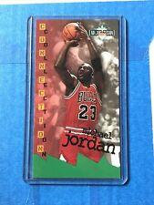 1995-96 Jam Session Michael Jordan Connection Collection #13