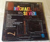 """MICHAEL SEVEN (LP) """"MICHAEL 7"""" [US / AMOS REC.]"""