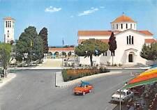 Greece Rhodes Kremasti Church of Virgin, Chiesa della Vergine Cars Snack Bar