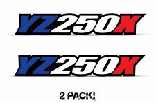 AMR Racing Yamaha YZ 250X Swingarm Graphic Kit Number Plate Decal Sticker Part