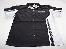 Ford Performance Vehicles FPV Ladies Black Dress Shirt Shirt Size 10 New