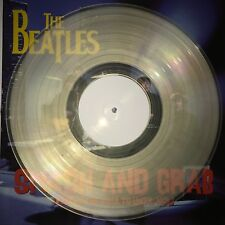 BEATLES, SMASH AND GRAB (LOST IN THE VAULTS), CLEAR COLORED VINYL NEW LP