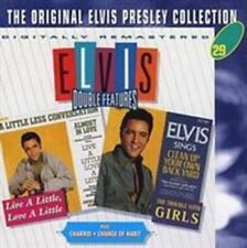 Presley, Elvis - Live A Little, Love A Little - NEW CD