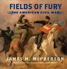 Book: Fields of Fury, by McPherson, American Civil War History Confederate Union