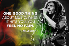Bob Marley Quote Posters Classroom Growth Mindset Poster Decorations Education
