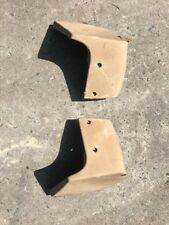 ZL Fairlane Rear Seat Belt Covers - Pair