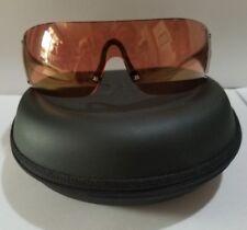 Authentic CHRISTIAN DIOR Sunglasses Ski 1 (Black/Amber)