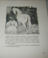 Jean de La Varende NEZ-DE-CUIR illustré Gaston Barret 1952 n° 132/250 SUPERBE !
