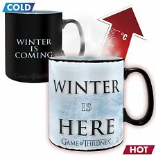 Tazza termosensibile Game of Thrones Winter is here Heat Change Mug ABYstyle