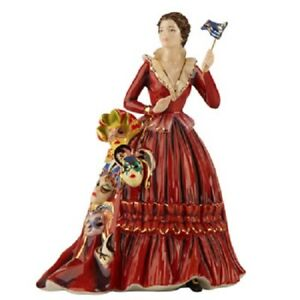 THE ENGLISH LADIES CO FIGURE THE MASK SELLER BOXED